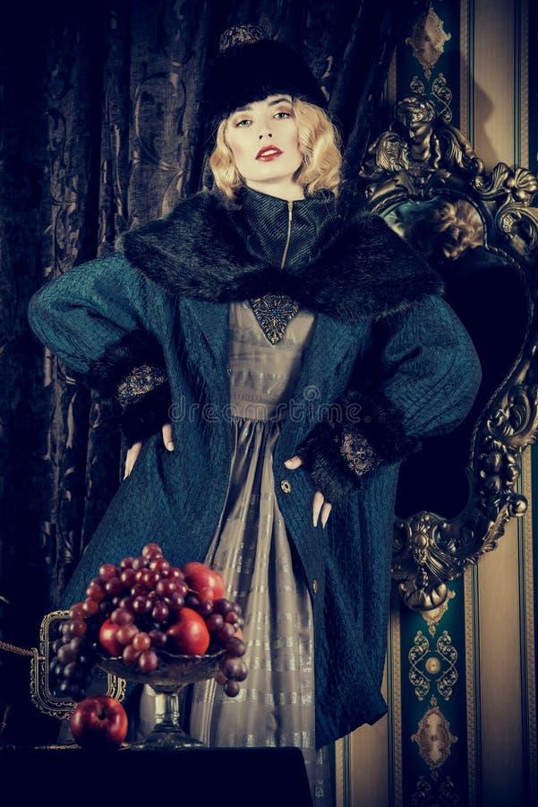 Free Vintage Vogue Royalty Free Stock Image - 39368516