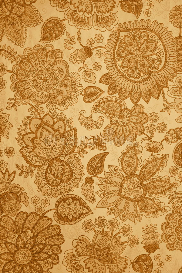 Free Vintage Wallpaper Stock Photography - 6102582