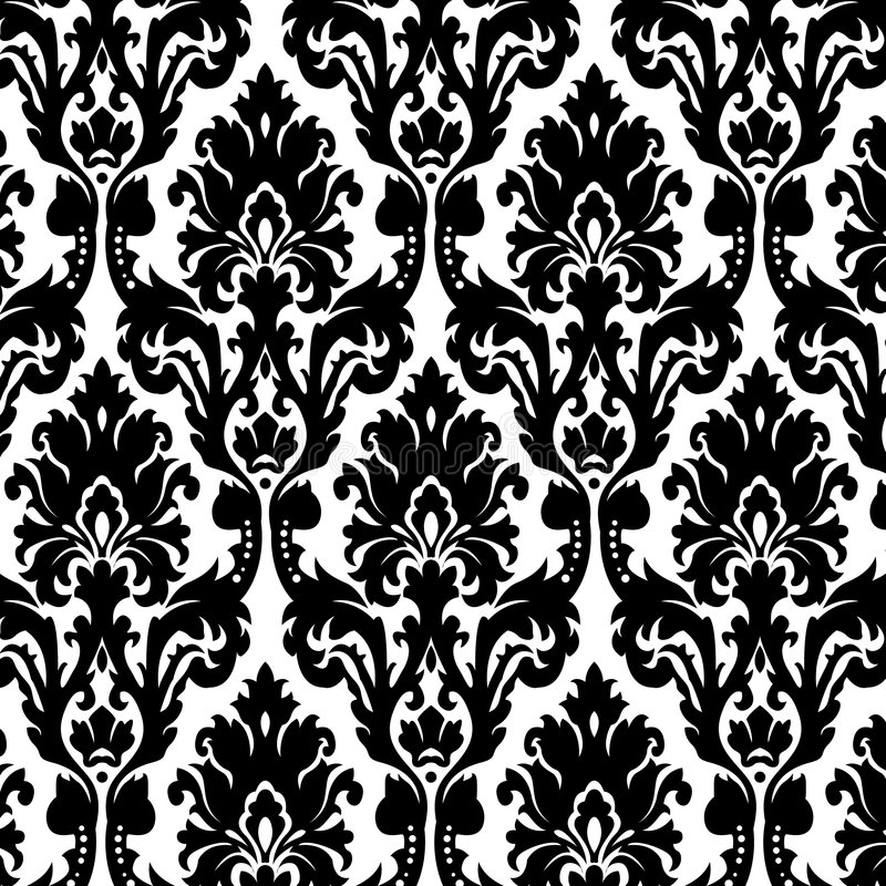 Download Vintage wallpaper stock illustration. Image of abstract - 9014776