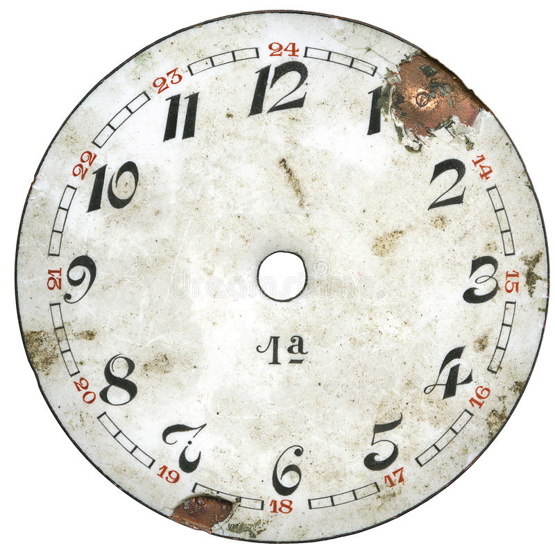 Download Vintage Watch Dial 1 stock image. Image of antique, countdown - 13453441