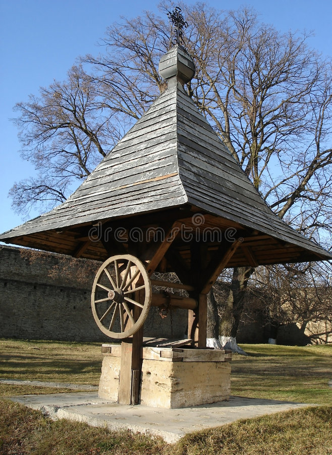 Vintage Water Well