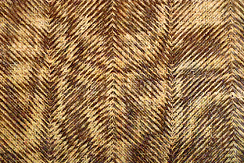 Vintage Weave Wood Pattern For Background Royalty Free Stock Photo