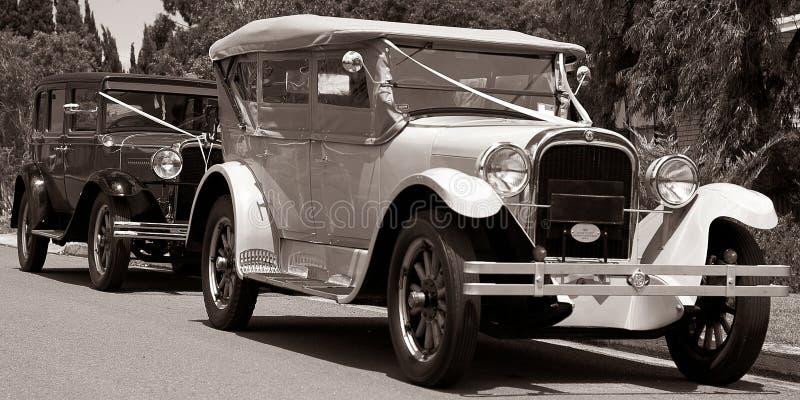 Vintage Wedding II royalty free stock photos