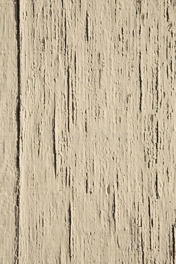 Vintage wood background and texture with peeling paint. royalty free stock image