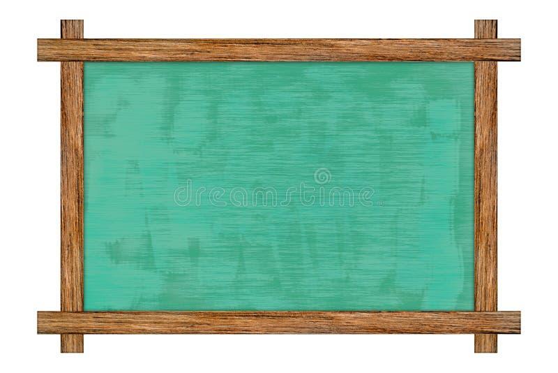 Vintage Wood Framed Slate Chalkboard. Stock Photo - Image of ...
