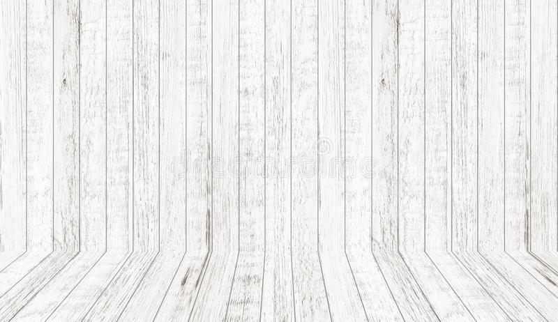 Vintage wood pattern texture in perspective view. Empty wooden room space background. Vintage wood pattern texture in perspective view for background. Empty stock images