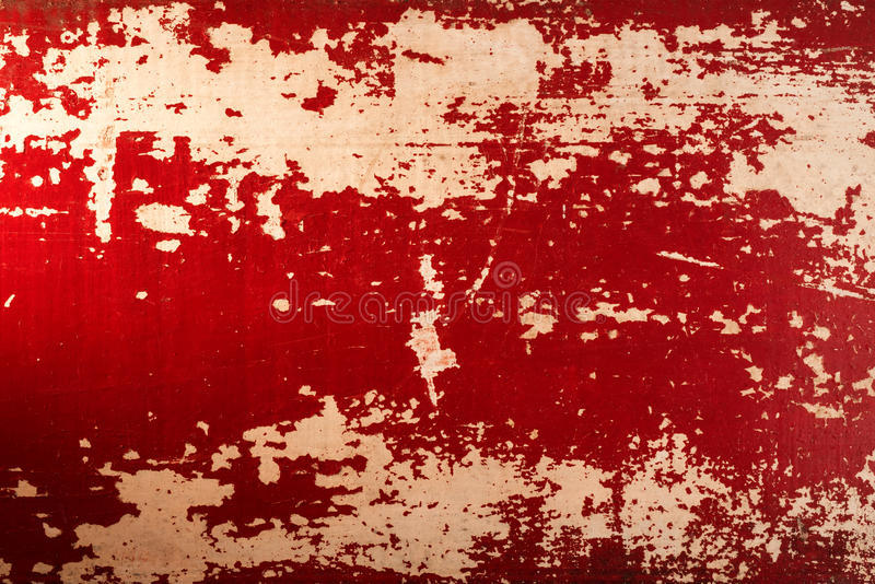 Vintage Wood Red Paint Texture Background Stock Photo Image of