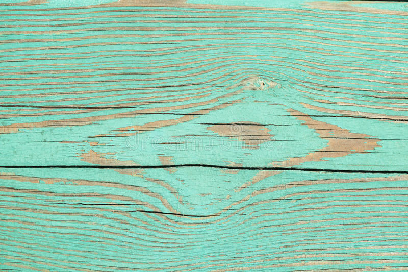 Vintage wood texture. Blue colored vintage wood texture