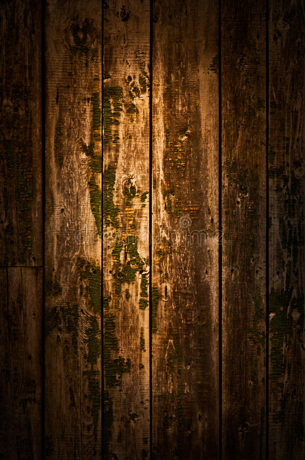 The vintage wooden background stock image