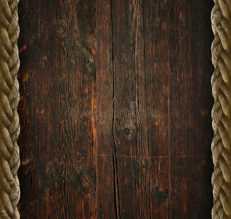 Vintage wooden background stock photos
