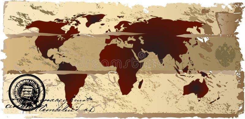 Vintage world map stock vector illustration of antique 5256731 download vintage world map stock vector illustration of antique 5256731 gumiabroncs Image collections