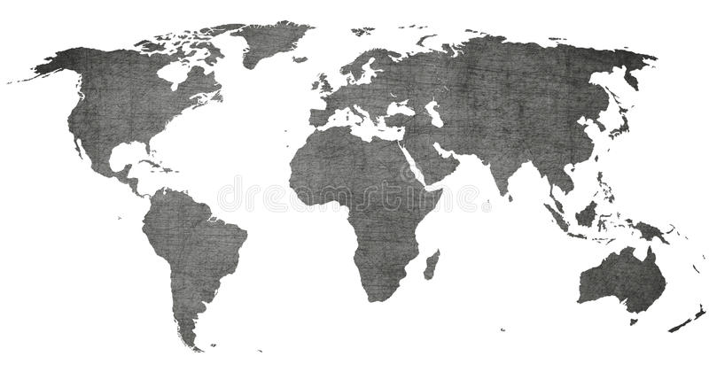 Vintage world map old texture background stock illustration download vintage world map old texture background stock illustration illustration of connections faded gumiabroncs Images