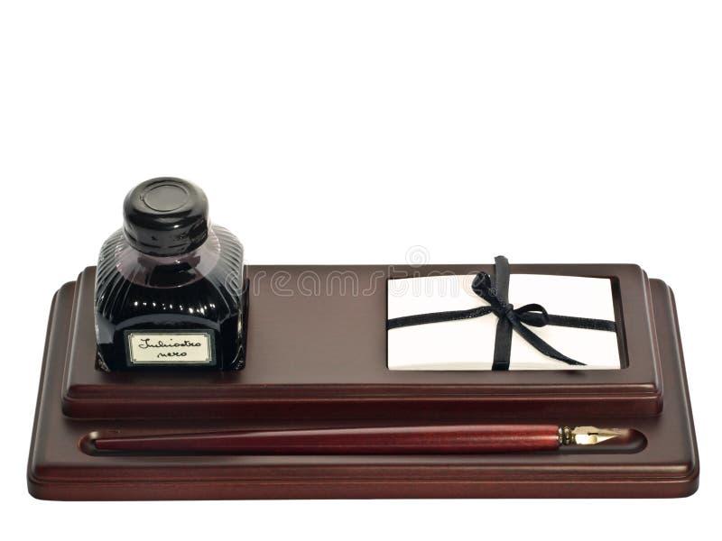Download Vintage writing set stock image. Image of paper, luxury - 4943411