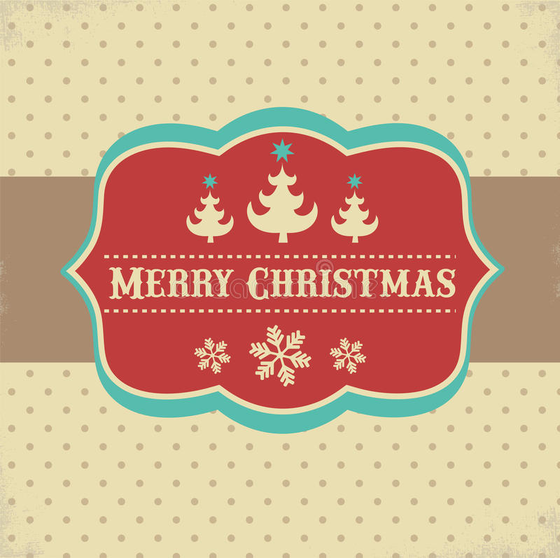 Download Vintage Xmas Greeting Card And Background Stock Photo - Image: 33525246