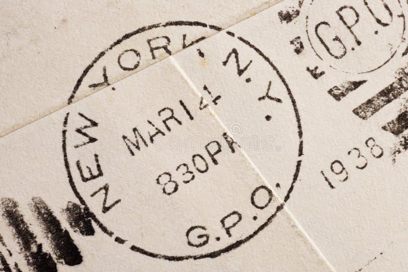 Download Vintage yellowed envelope stock image. Image of white - 8286821