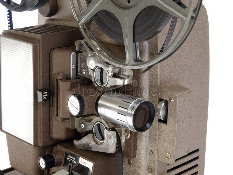 Vintange 8mm Projektor stockfotos