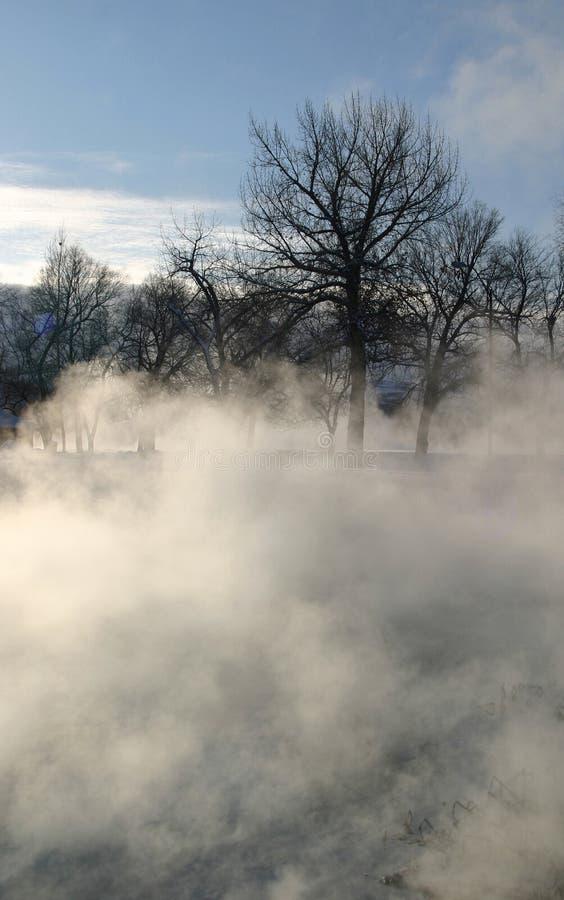 vinter för 3 dröm- serie arkivfoton