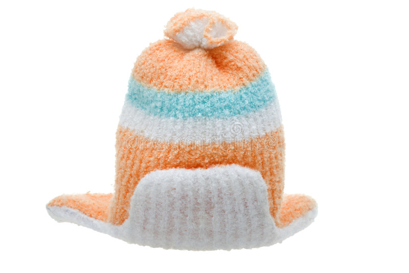 vinter för lockbarnkläder fotografering för bildbyråer