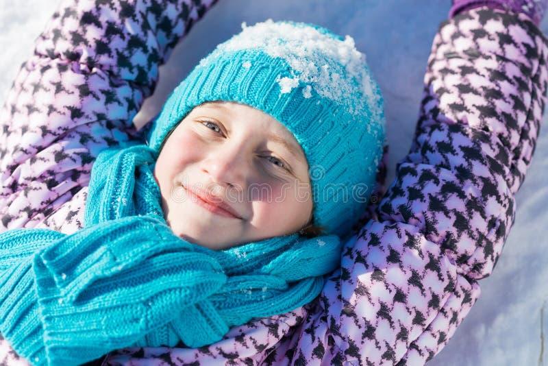 Vinteraktivitet royaltyfria foton