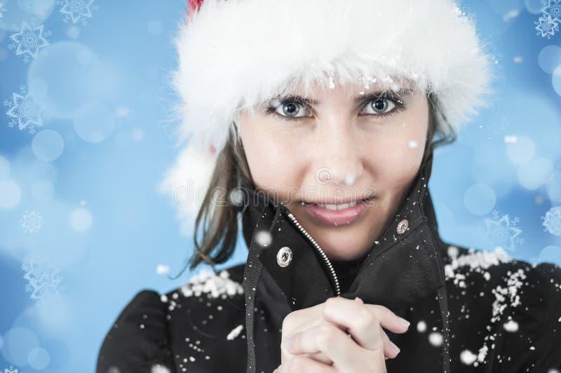 Vintercold Arkivbilder