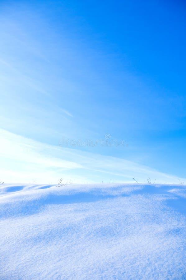 Vinterlandskap arkivfoton
