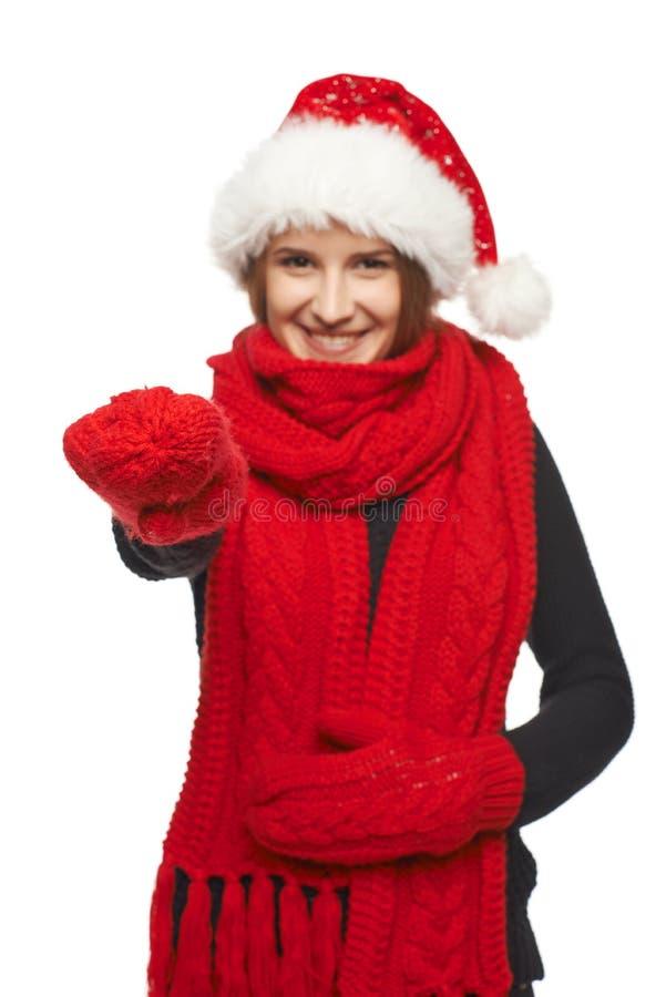 Vintern jul, semestrar begrepp royaltyfri foto