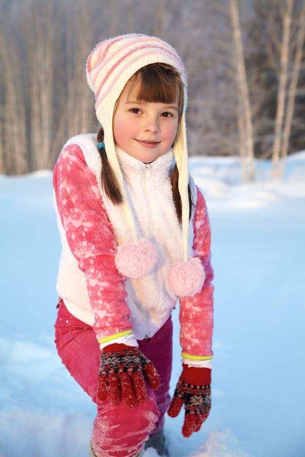 Vintersemester royaltyfria bilder