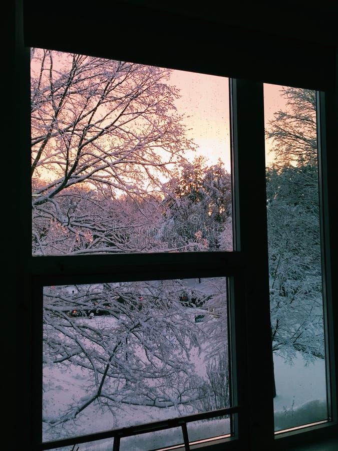 Vintersikter arkivfoton