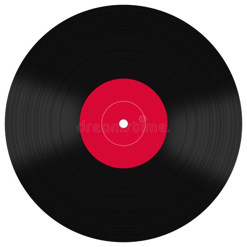 vinyl stock illustratie