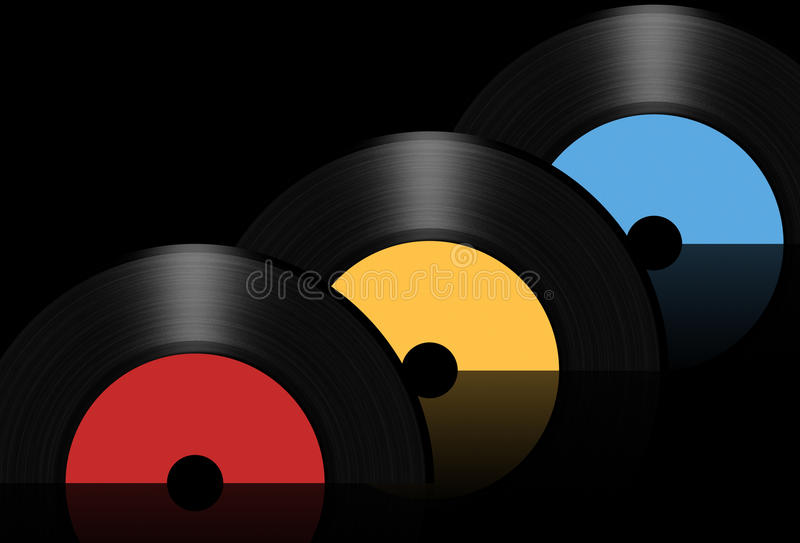 Download Vinyl Record Stock Photos - Image: 12301843