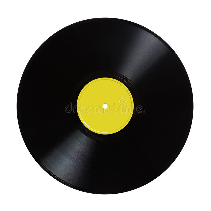 Download Vinyl Record. Royalty Free Stock Photography - Image: 13525617
