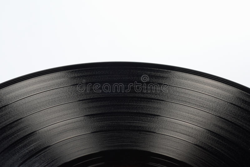 Vinyl record. Detail take of a vinyl record texture royalty free stock image