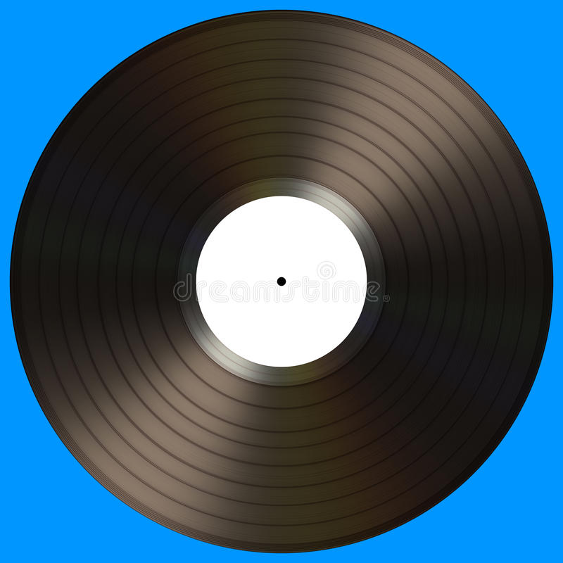 Download Vinyl Record stock image. Image of club, background, spin - 28128805