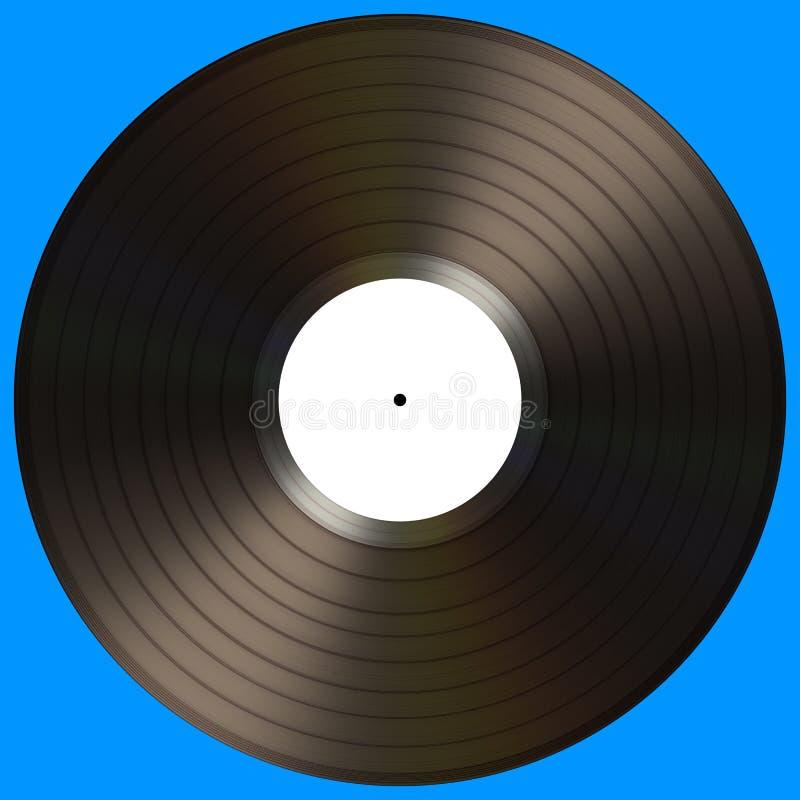 Vinyl Record royalty free stock photo