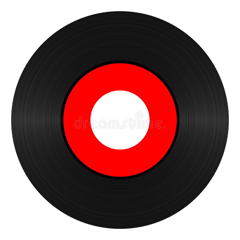 Download Vinyl Record 45 RPM Royalty Free Stock Image - Image: 5720276
