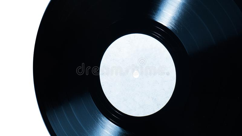 Vinyl retro record royalty free stock photos