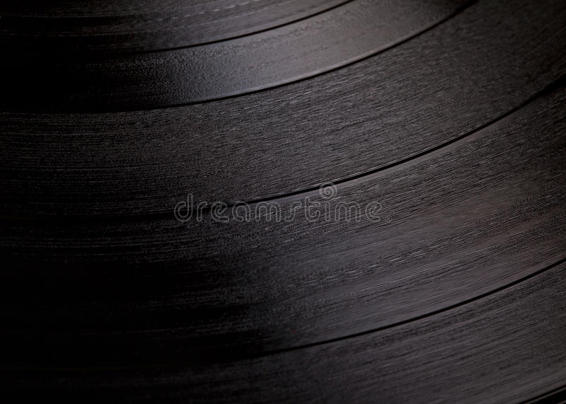 Vinyl Texture Royalty Free Stock Images