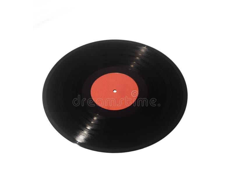 Vinyl verslag royalty-vrije stock afbeelding