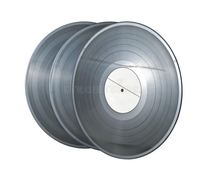 Vinyl Verslag royalty-vrije stock foto