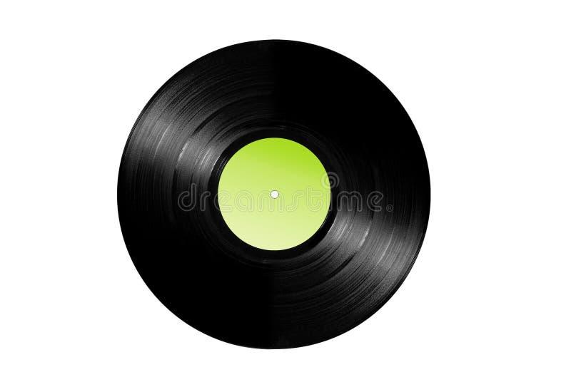 Vinyl verslagalbum stock foto's