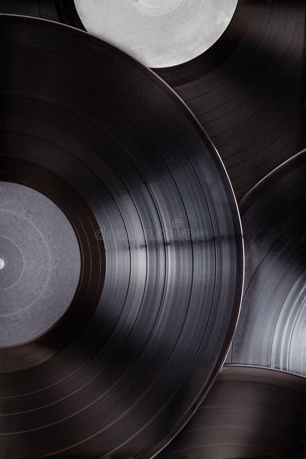 Vinylaufzeichnungs-Hintergrund lizenzfreie stockbilder