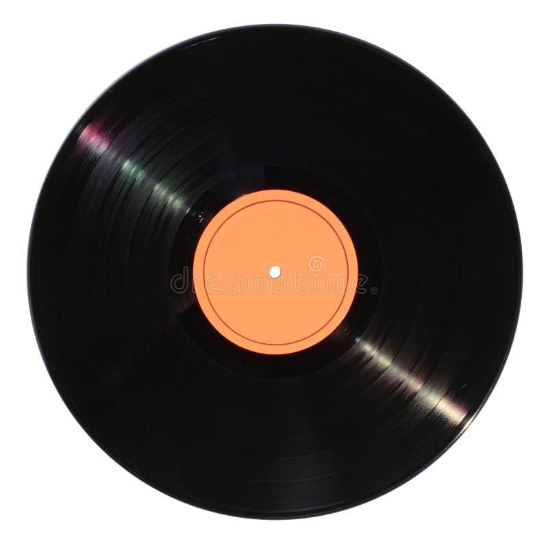 Vinylplatte stockfotografie