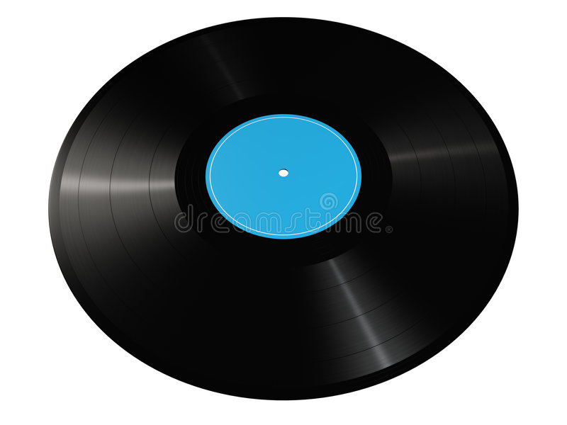 Vinylsatz stockfotos