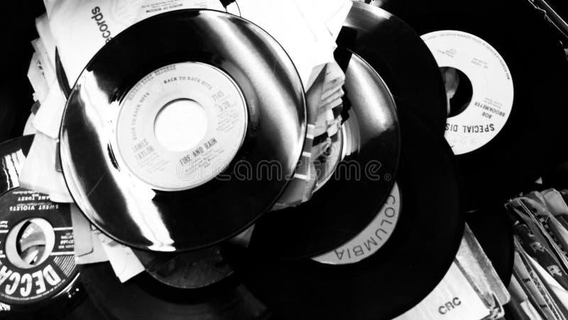 Vinylverrijzenis royalty-vrije stock fotografie