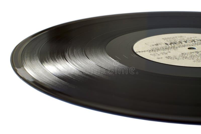 Vinylverslag stock foto's