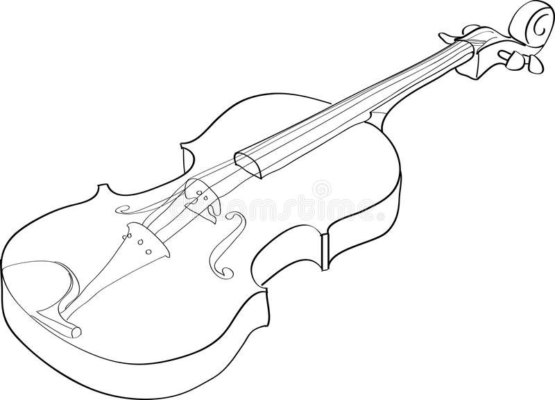 Violín libre illustration
