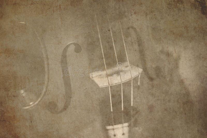 Violín antiguo imágenes de archivo libres de regalías