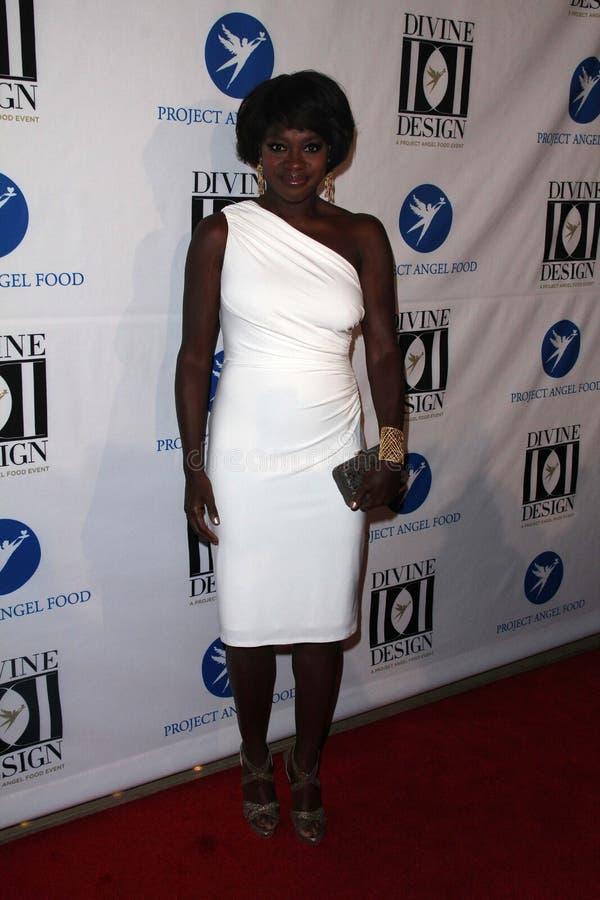 Viola Davis royalty free stock images