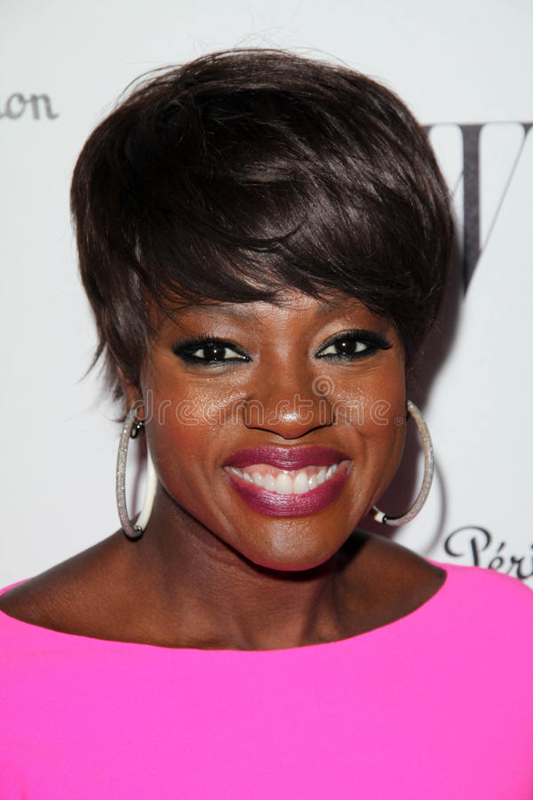 Download Viola Davis editorial photography. Image of globes, issue - 23091022