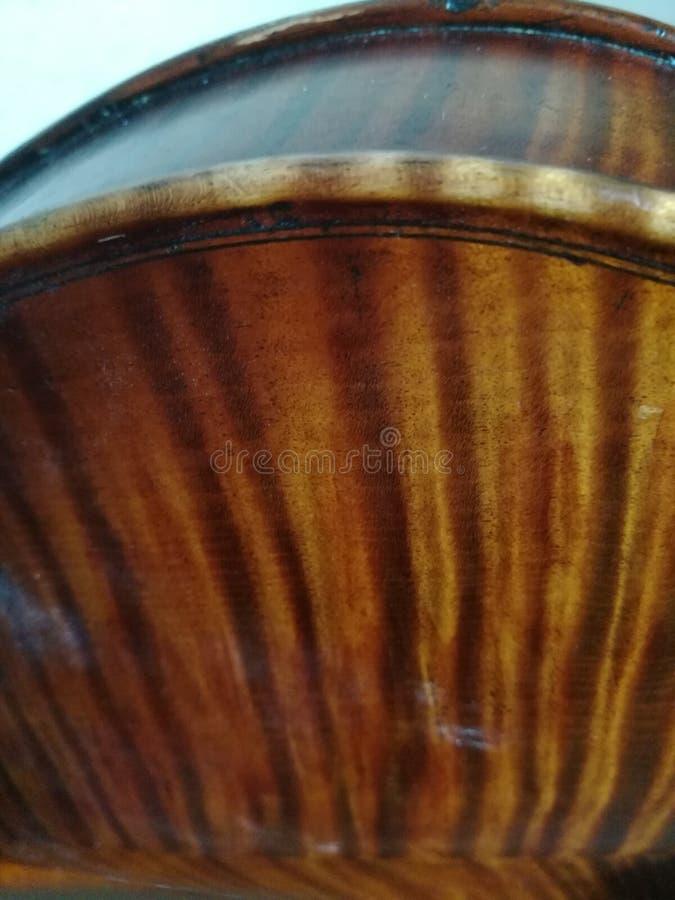Viola de madera fotografía de archivo libre de regalías